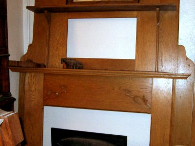 mantel for catalog icon